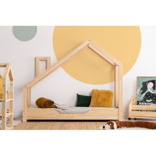 Detská posteľ z dreva vysokej akosti