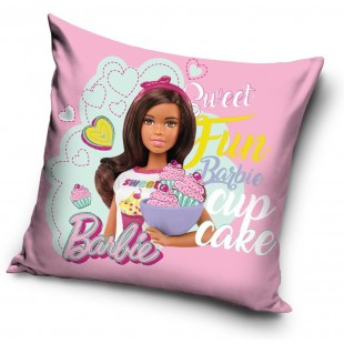 Detská obliečka na vankúšik Barbie
