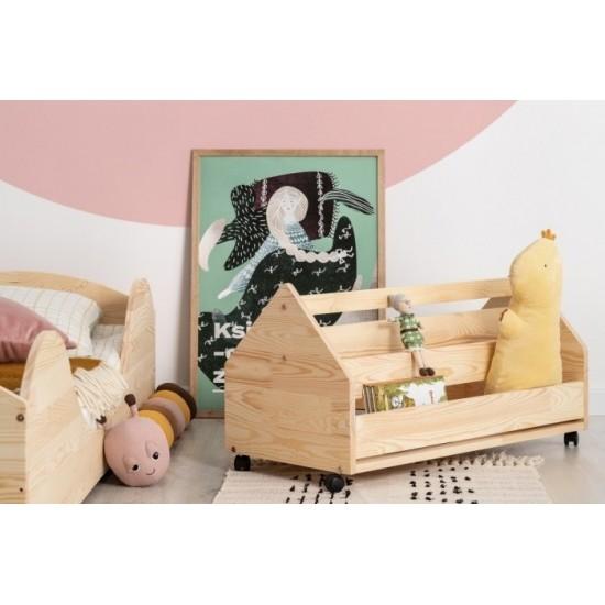 Box pre deti na kolieskach