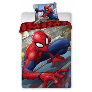 Obojstranné posteľné obliečky Spider-Man