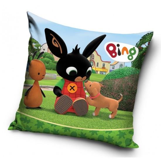 Detská dekoračná obliečka na vankúšik Bing Friends