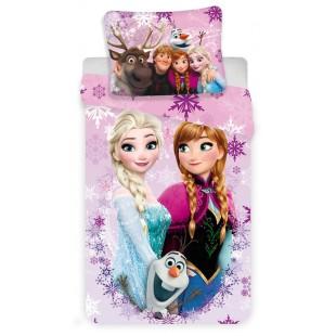 Detská posteľná obliečka Frozen friends
