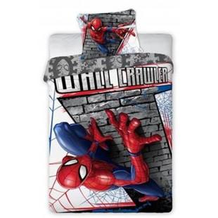 Bavlnené posteľné obliečky pre deti SPIDER-MAN