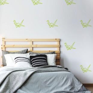 Nálepka na stenu so zvieracím motívom