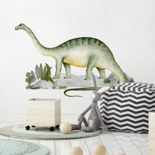 Detská nálepka s motívom dinosaura