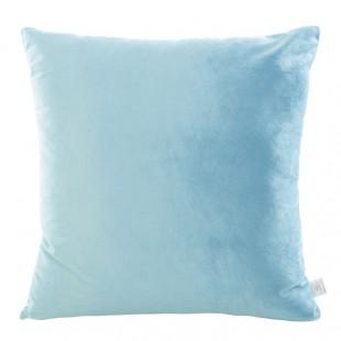 Krásna modrá obliečka na dekoračný vankúš
