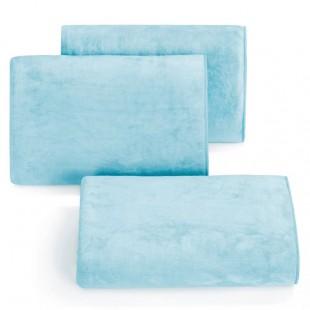 Rýchloschnúci modrý uterák do kúpeľne
