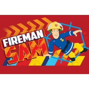 Detský uterák s motívom rozprávky Požiarnik Sam