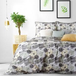 Bavlnené posteľné obliečky s motívom dinosaurov
