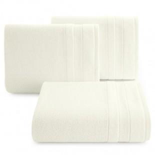Krémový kúpeľňový bavlnený ručník