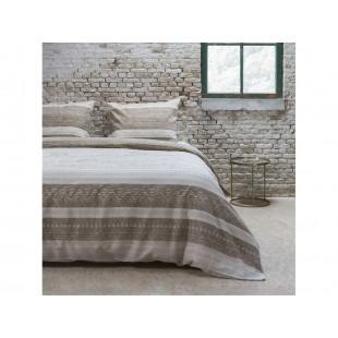Hnedé posteľné obliečky Dream, Morning, Bedroom