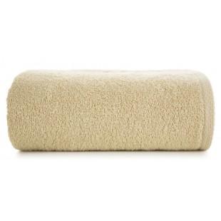 Béžový jemný bavlnený ručník