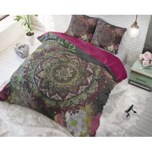 Bavlnená posteľná obliečka so vzorom