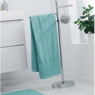 Mätový jednofarebný kúpeľňový ručník