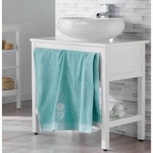 Mätový kúpeľňový ručník s motívom lapača snov