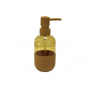 Medový jednofarebný dávkovač mydla
