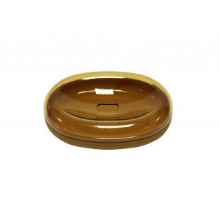 Medová odkladacia miska na mydlo