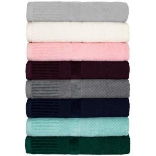 Príjemný krémový jednofarebný ručník