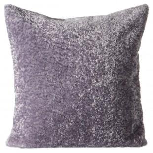 Obliečka na vankúš fialová jednofarebná