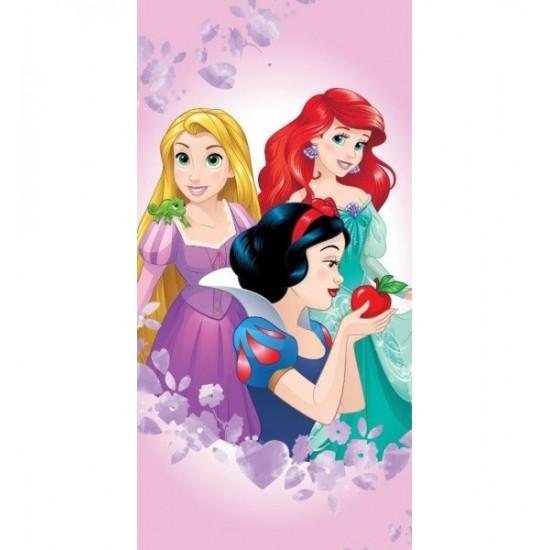 Dievčenská osuška s princeznami