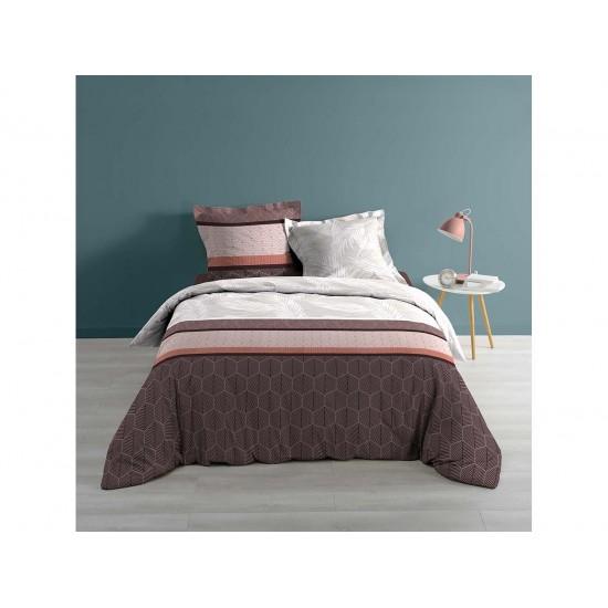 Moderné posteľné obliečky na dvojpaplón s francúzskym vzorom