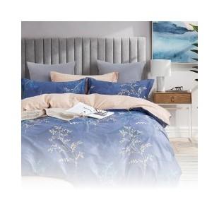 Bavlnený satén posteľné obliečky