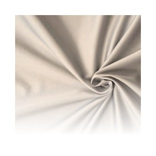 Bavlnený satén posteľné plachty bez gumičky