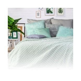 Plyšové prehozy na posteľ