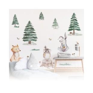 Lesní priatelia